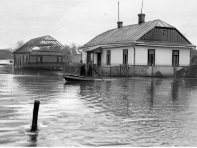 Повінь у Луцьку, 1932 рік