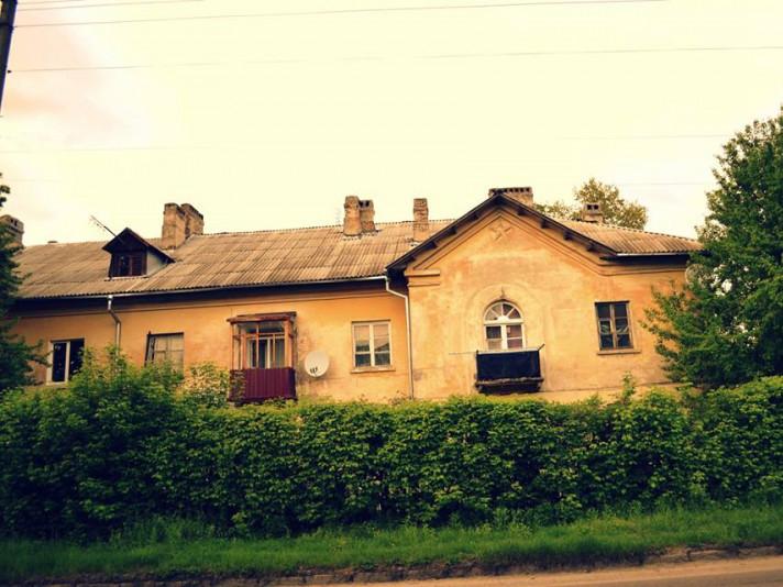 Одна з вуличок Луцька