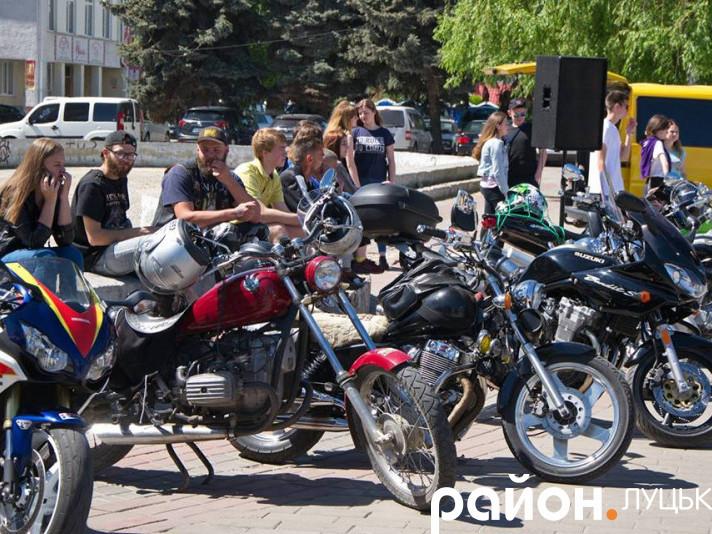 У Луцьку - фестиваль транспорту