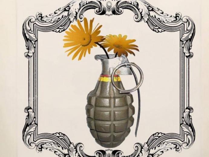 Квіти у військовій техніці