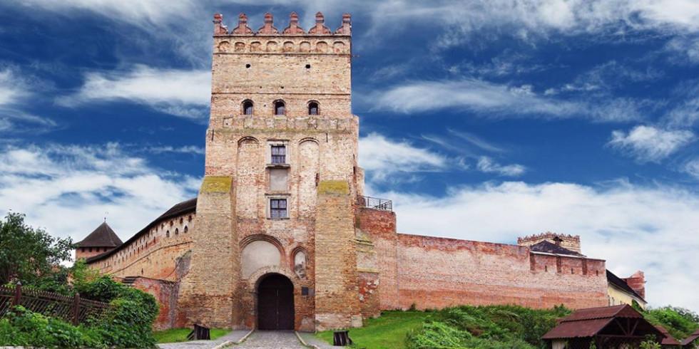Вхідна вежа Замку Любарта