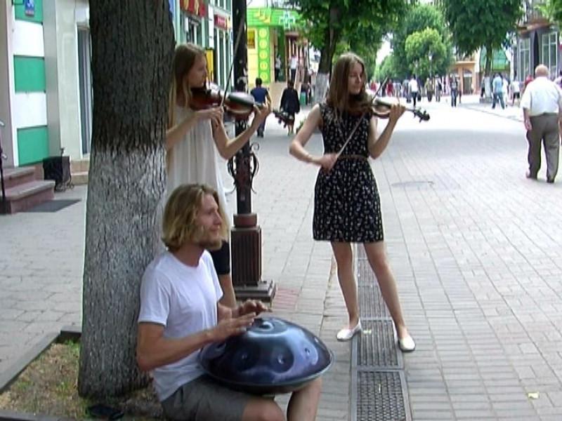 Скрипальки