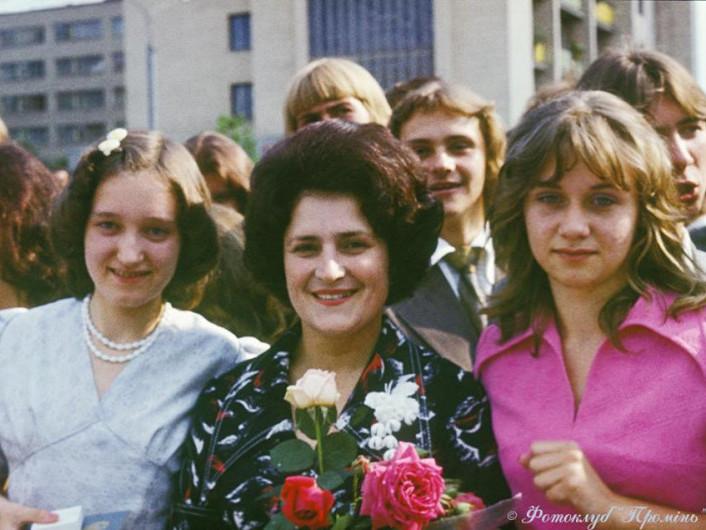 Випускниці 70-х років