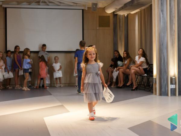 Одна з наймолодших учасниць конкурсу «Обличчя Інвестора»