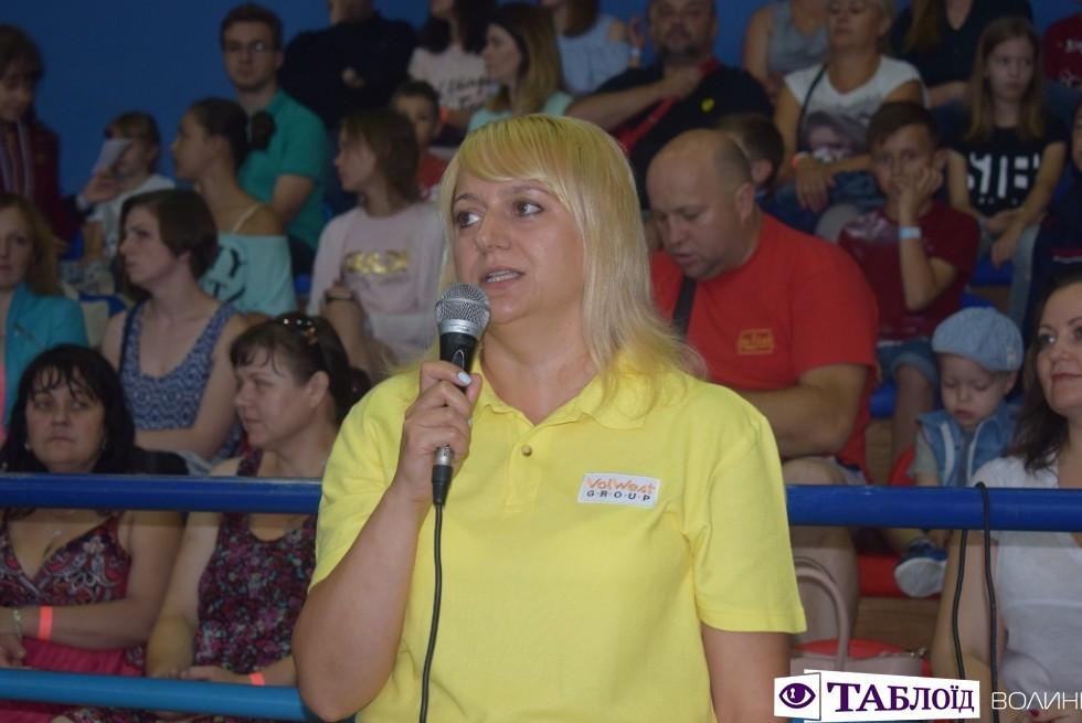 Генеральний директор інвестиційної групи «VolWest Group»Валентина Кушнірук