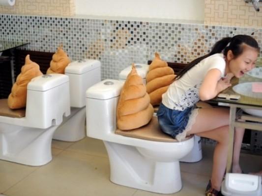 в туалете фото онлайн