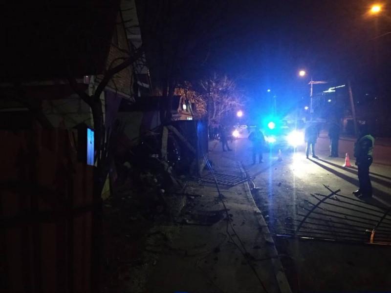 Аварія на вулиці Клима Савура