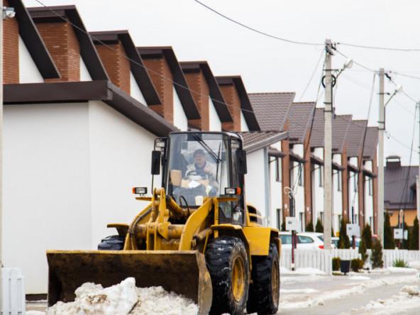 У ЖК «Струмочок» мешканці налагодили усі процеси - від прибирання снігу до вивезення сміття