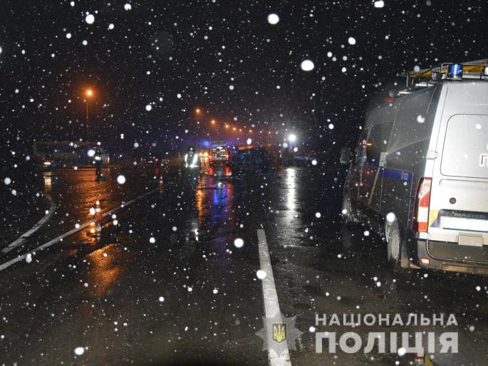 аварія в Дачному
