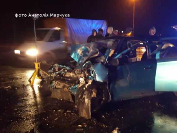 смертельна аварія поблизу Луцька