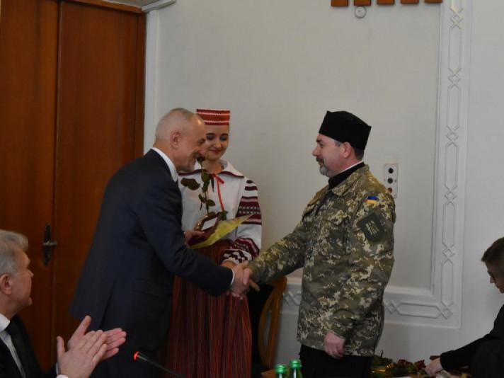У Луцьку отримали нагороди від голови Волинської ОДА