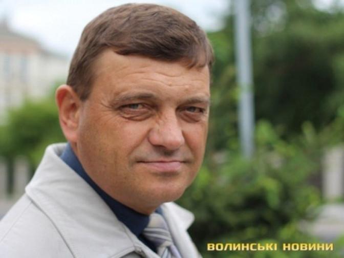 У ДТП загинув відомий волинський журналіст.