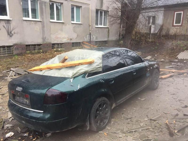 негода в Луцьку