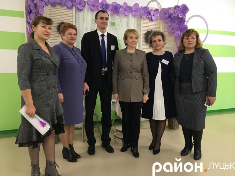 Робочий візит міністерки освіти і науки України Лілії Гриневич