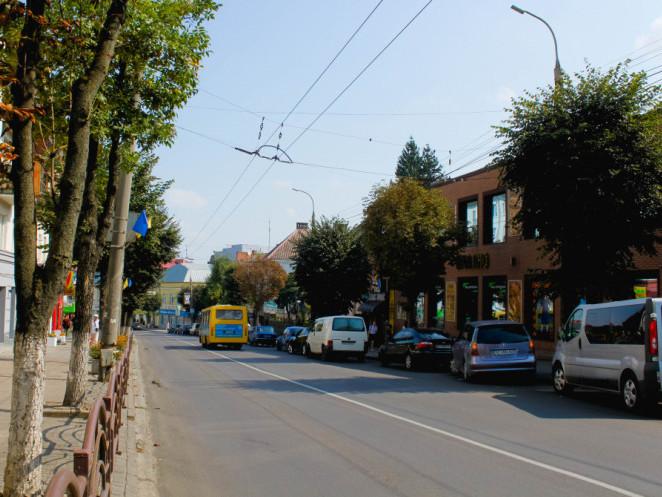 вулиця Винниченка