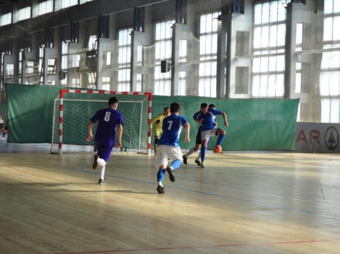 Чемпіонат області з міні-футболу третьої ліги