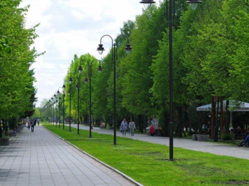 луцький парк