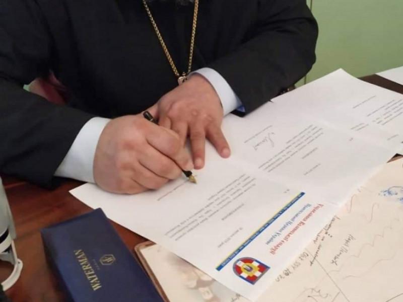 Релігійна громада Берестяного – з новим статутом