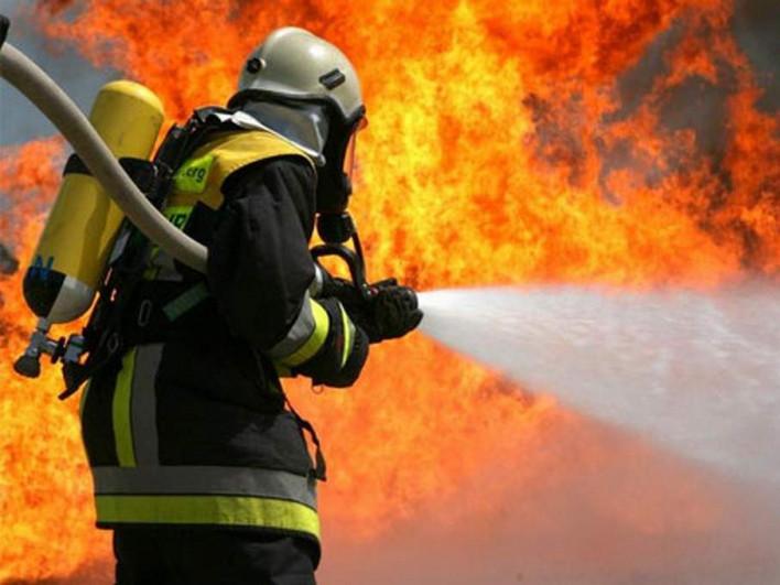 На Волині гасили 20 пожеж