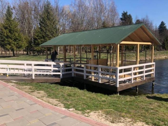 Луцький парк готують до початку сезону