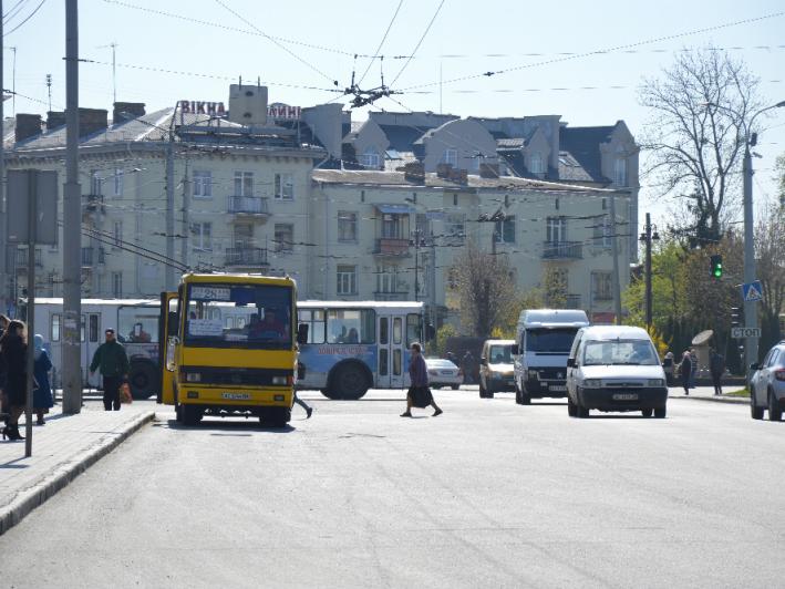 у Луцьку перекриють вулиці