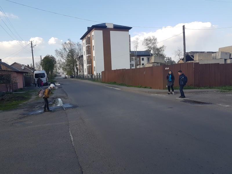 у Луцьку просять облаштувати пішохідний перехід