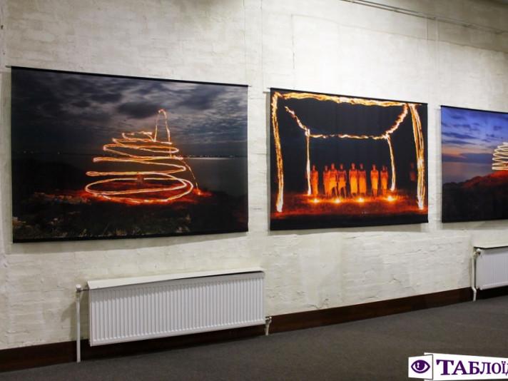 у Музеї Корсаків відкрили оригінальну виставку