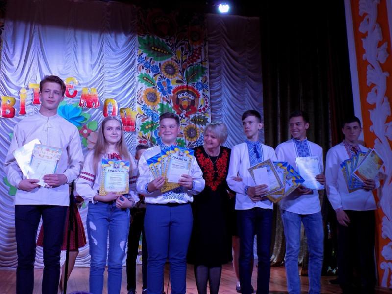 У Княгининку нагородили юну  еліту громади