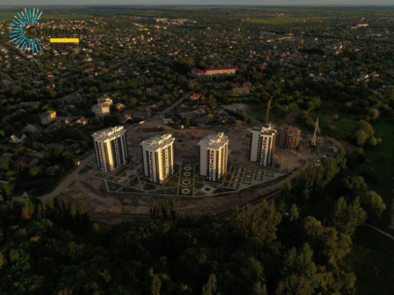 ЖК «Супернова» в Луцьку