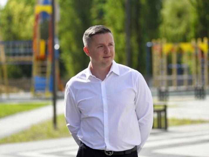 Луцький забудовникАндрій Разумовський