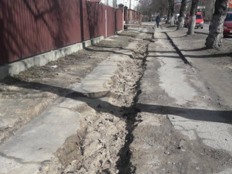 вулиця Глушець