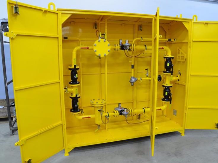 У Львові новий завод виготовив перше газове обладнання для «Волиньгазу»
