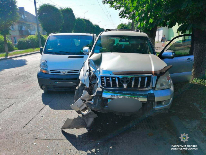 аварія на Дубнівській