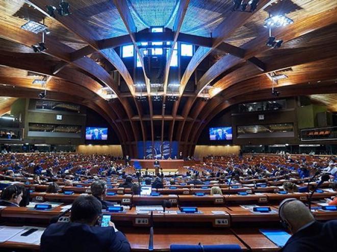 ПарламентськаасамблеяРади Європи