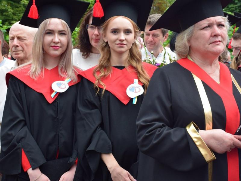 У ЛНТУ бакалаврам урочисто вручили дипломи