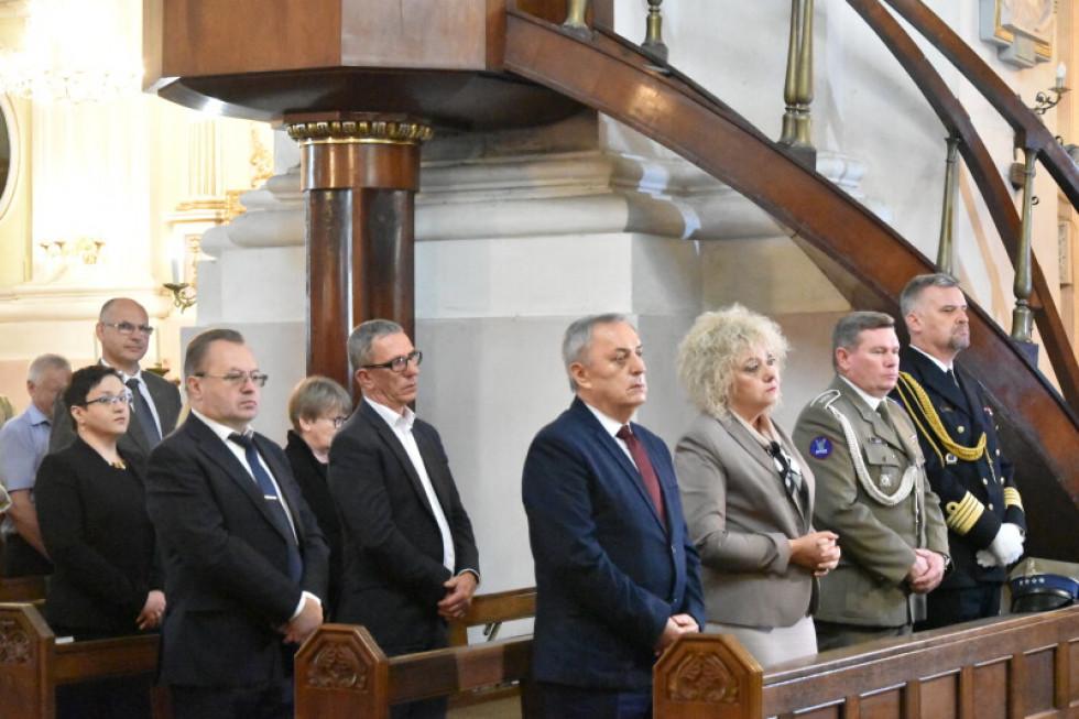 Під час спільної проповіді лунали заклики до примеренняукраїнського і польського народів