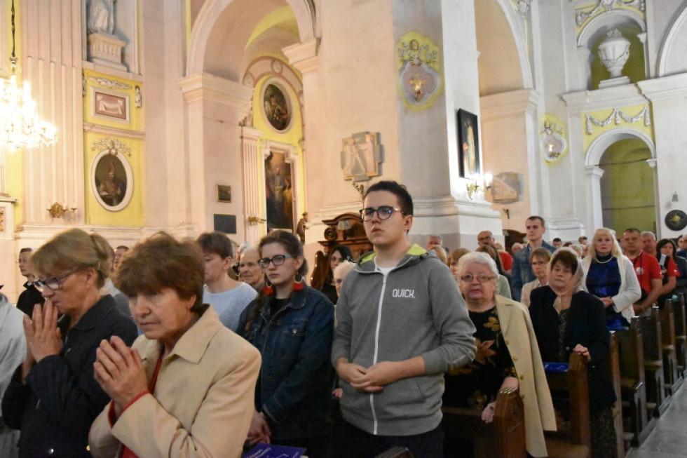 Молитва за жертв Волинської трагедії