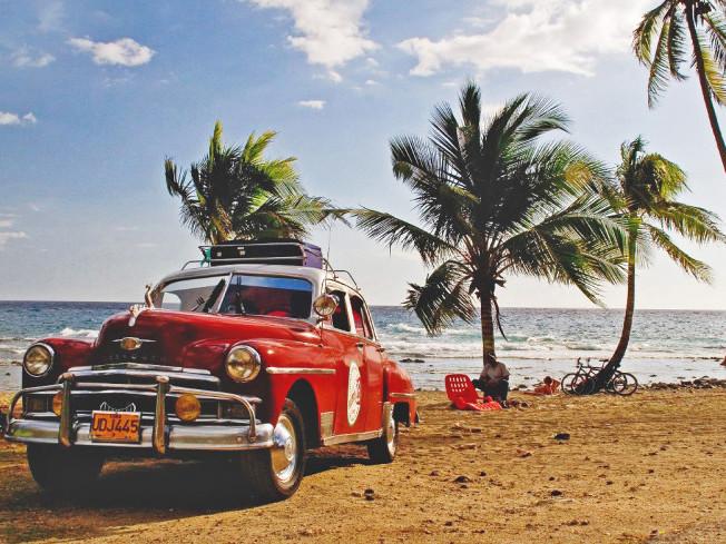 На острові Куба