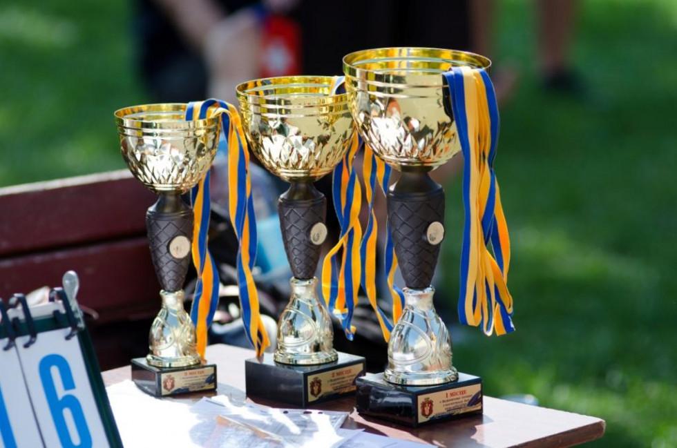 Нагороди для переможців і призерів