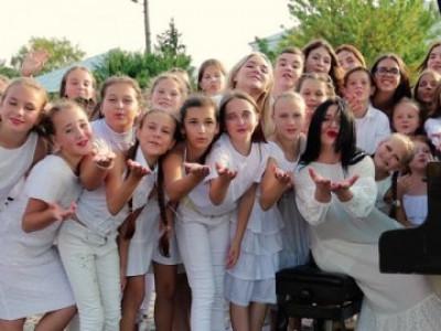 Співачка подарувала Луцьку пісню до Дня міста