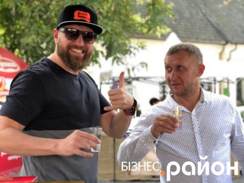 Луцький реторатор Роман Хорзов зацінив»«Ukrainian Spirit»
