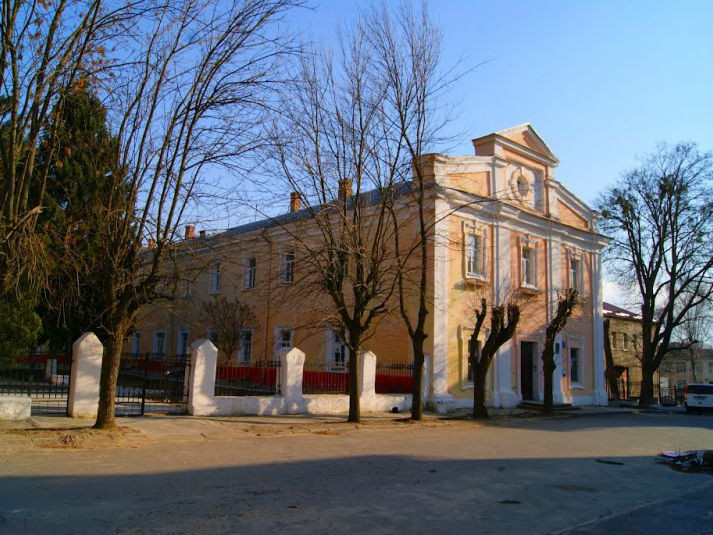 монастир тринітарів