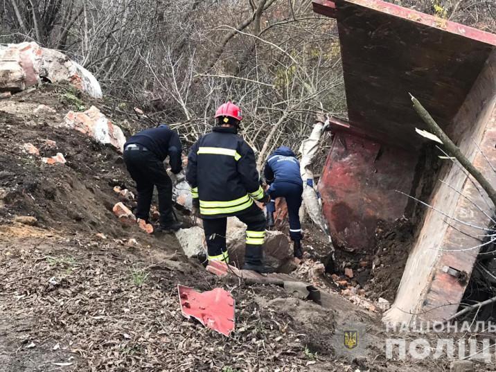 В страшній аварії на Набережній загинув один з водіїв