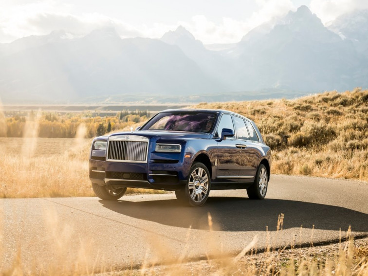 Волинянин придбав Rolls Royce за пів мільйона доларів