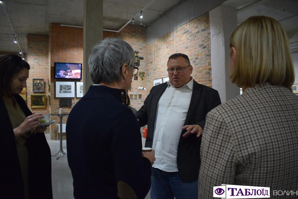 Власник Віктор Корсак розповідає про музей