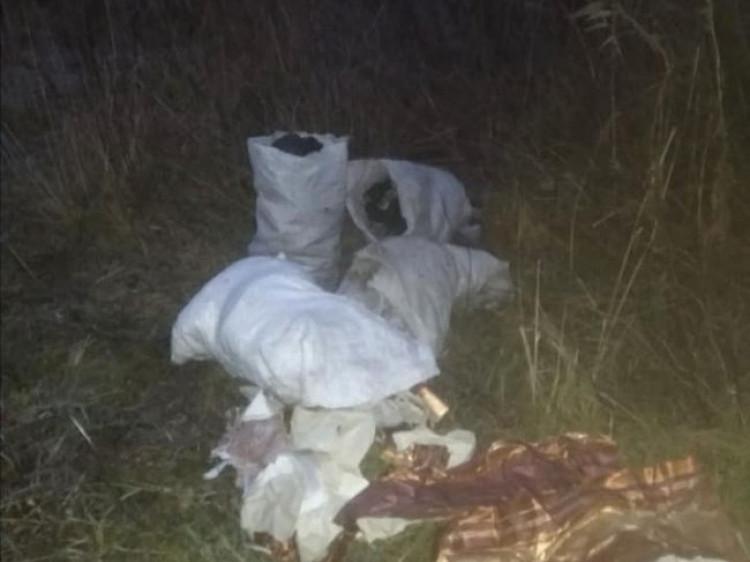 Мешканці Луцького району сміттям закидали город
