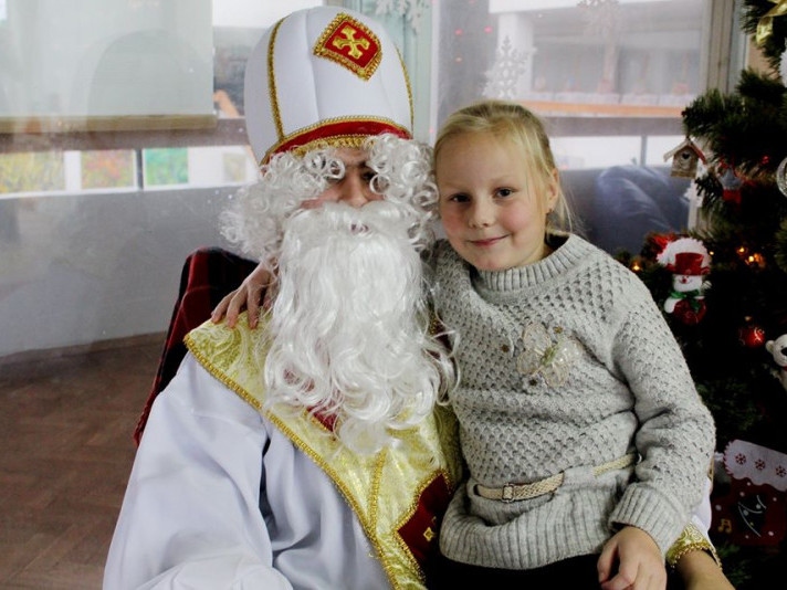 Святий Миколай у Луцьку