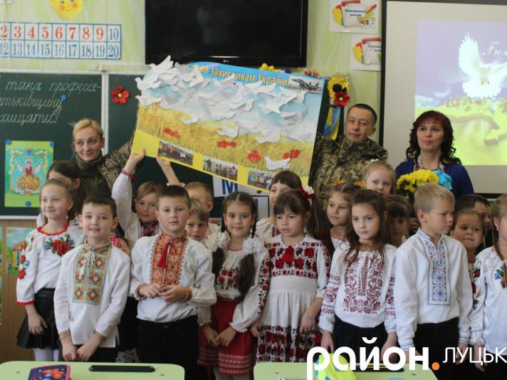2-В клас, фото на згадку