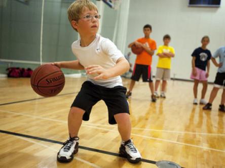 Дитячий баскетбол