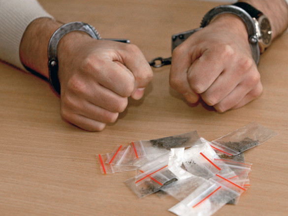 Продаж наркотиків / Фото ілюстративне